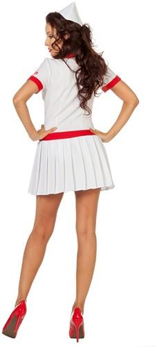 Dameskostuum Sexy Verpleegster -3