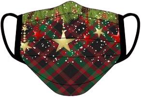Mondkapje Christmas Stars