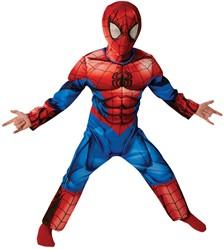 Kinderkostuum Ultimate Spiderman (Deluxe Version)