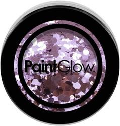 Paintglow Glitters Grof Paars 3gr.