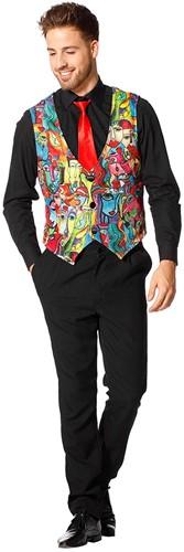 Vest Picasso voor heren