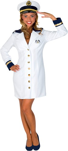 Kapiteins Jurk voor dames