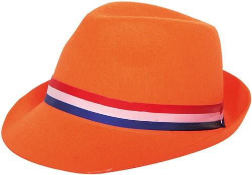 Tiroler Hoedje Oranje