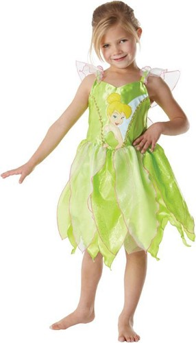 Meisjeskostuum Tinkerbell Classic - Disney