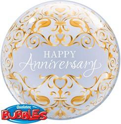 Bubble Ballon Happy Anniversary