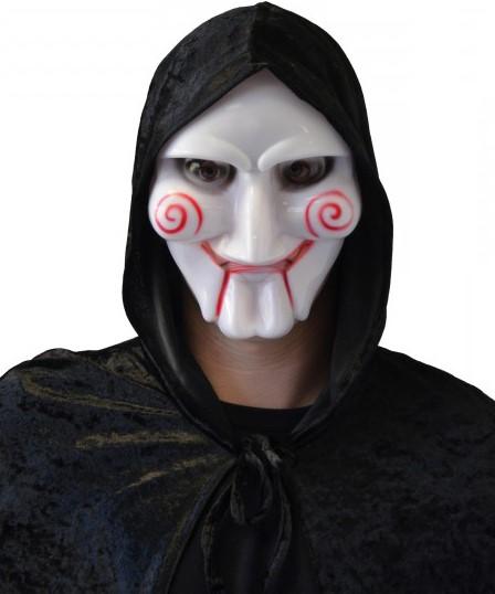 Halloween Masker.Halloween Masker Saw Plastic Carnavalsland