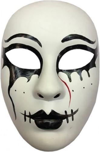 Halloween Masker The Purge God (plastic)