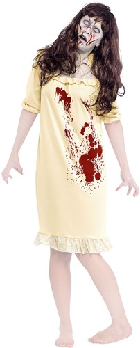 Halloween Jurk Zombie Sinister Dreams-The Exorcist-2