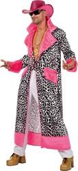 Jas Luipaard Pink