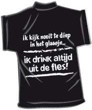 Mini-shirt Glaasje