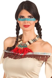 Indianen Ketting Squaw Luxe