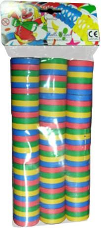 Serpentines 90 rolletjes