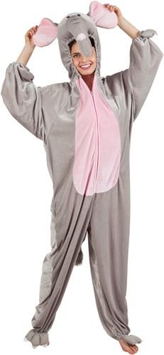 Kostuum Olifant Pluche