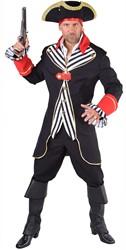 Piratenjas Kapitein voor heren