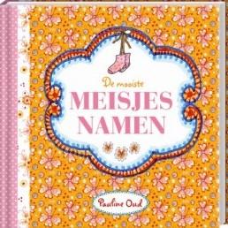Boek Mooiste Meisjesnamen (Pauline Oud)