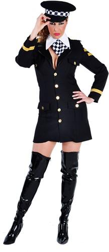 Dameskostuum Politie Agente