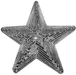 Decoratie Discobal Ster-vorm 40cm