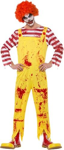 Halloween Kostuum Killer Clown Ronald
