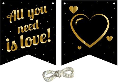 Festive Numbers - Love (starterskit)