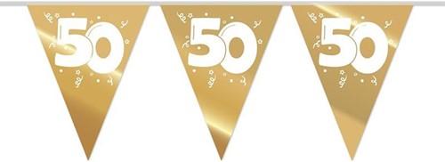 Vlaggenlijn 50 Jaar - Gouden Bruiloft (10m)