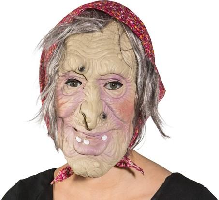 Masker Sarah Hoofddoek