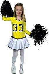 Cheerleader Jennifer