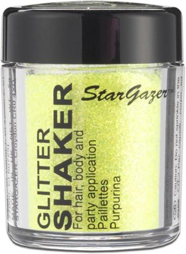 Glitter Shaker Geel