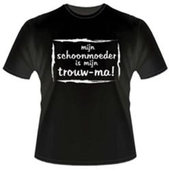 T-shirt Schoon-ma