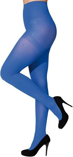 Panty 60 denier Blickdicht Blauw