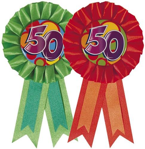 Rozet 50 Jaar