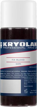 F/X Blood Dark Kryolan 100ml