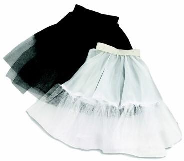 Petticoat Kind Zwart