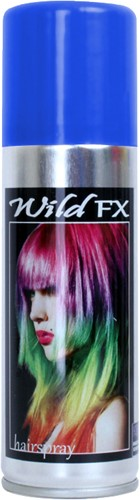 Haarspray Blauw 125ml