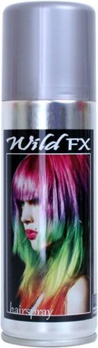 Haarspray Zilver 125ml