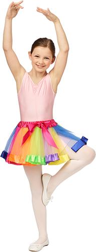 Kinder Tutu Regenboog - Rainbow