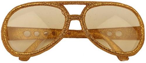 Discobril Glitter Elvis Goud