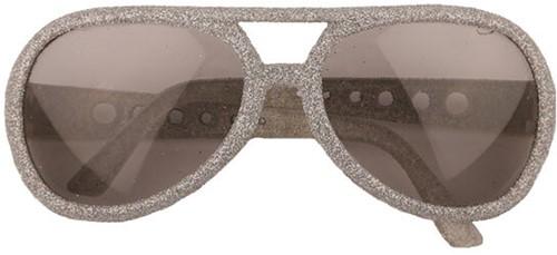 Discobril Glitter Elvis Zilver