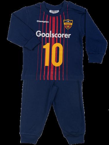 Kinder Pyjama Topscorer Barcelona