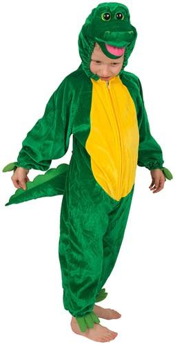 Kinderkostuum Krokodil Pluche