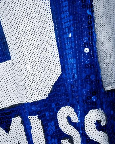 Pailletten Jurkje Miss Perfect 61 Blauw-3