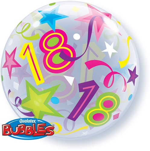 Bubble 18 Stars