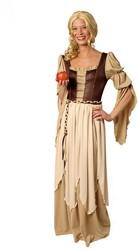 Dameskostuum Middeleeuwse Barones