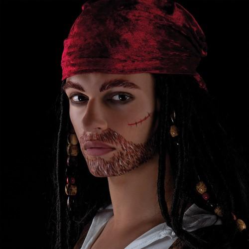 Make-up Setje Piraat