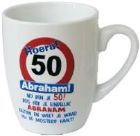Mok Hoera 50 jaar Abraham!