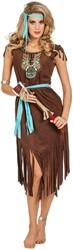 Dames Indianenjurkje Chowilawu Luxe