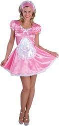 Dienstmeisje Luxe Roze