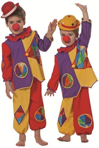 Baby Clownspakje Joppy