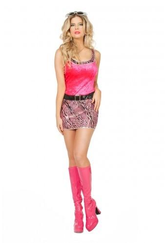 Jurkje Disco Pink Lady