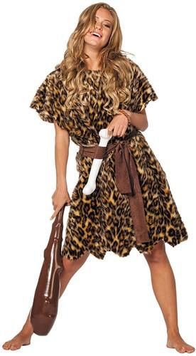 Holbewoner Kostuum Dames