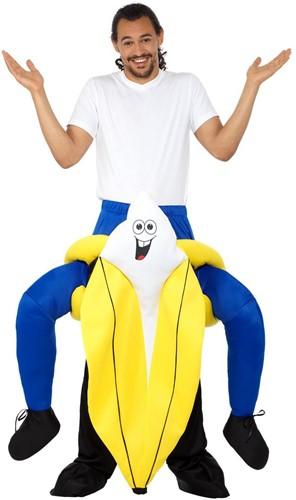 Piggyback Kostuum Banaan